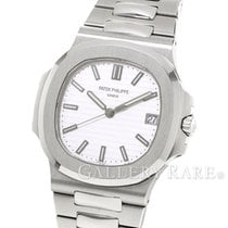 Patek Philippe Nautilus White Dial Stainless Steel 40MM...