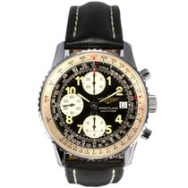 Breitling Old Navitimer II (2) Stainless Steel A13022
