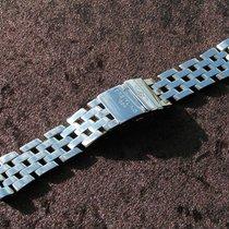 Breitling 20mm Chronomat Pilot Band Stahl Steel 15,00cm Lang
