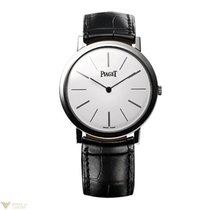 Piaget Altiplano Round 18K White Gold Men's watch