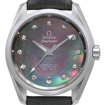 Omega Seamaster Aqua Terra Midsize Master Co-Axial Chronometer