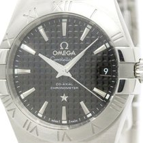 Omega Polished Omega Constellation Automatic Mens Watch...