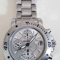 Montblanc Meisterstuck Sport Chronograph Ref. 7034 - Mens Watch