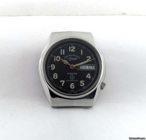 West End Watch Co. PRIMA AUTOMATIC WATCH