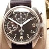 CWC Military / Pilot Raf Royal Air Force Military Chronograph 6bb
