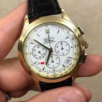 Zenith El Primero Chronomaster 30.1250.400 oro Gold limited full