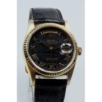 Rolex Day-Date 18238, 750/- Gelbgold, von 1992