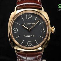 Panerai Pam 231 Radiomir Base Rose Gold 45mm