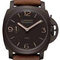 Panerai LUMINOR 3 DAYS 1950 COMPOSITE PAM375 47MM