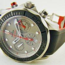 Omega Seamaster 300m Co-Axial Chronograph Titanium ENTZ