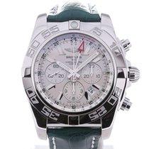 Breitling Chronomat 47 Automatic GMT Leather