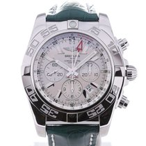Breitling Chronomat 47 Automatic GMT Leather