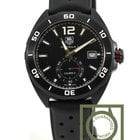 TAG Heuer Formula 1 Automatic Black Dial Black Rubber