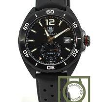 TAG Heuer Formula 1 Automatic Black Dial Black Rubber