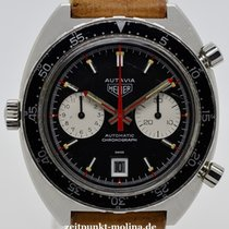 TAG Heuer Heuer Autavia Automatik Chronograph, Ref. 1163V, Bj....