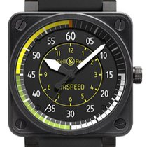 Bell & Ross Aviation BR01 BR01-92AIRSPEED