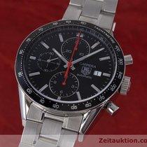 TAG Heuer Carrera Chronograph Juan Manuel Fangio Edition Cv2014-3