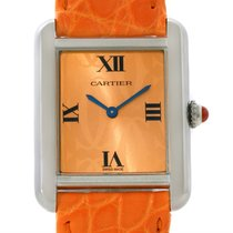 Cartier Tank Solo Ladies Steel Watch Limited Edition W1019455