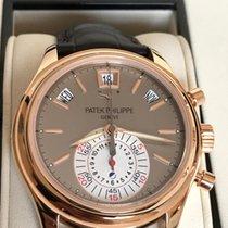 Patek Philippe 5960R-001  GREY DIAL  ANNUAL CALENDER  FULL SET