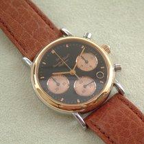 IWC Portofino Damenuhr Chronograph Stahl/Gold