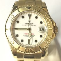 勞力士 (Rolex) Yachtmaster Gelbgold 35mm