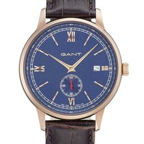 Gant GT023005 Freeport Datum Herren 42mm 5ATM