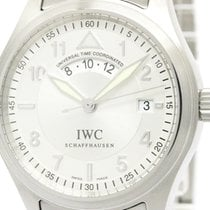 IWC Polished Iwc Flieger Utc Spitfire Steel Automatic Mens...