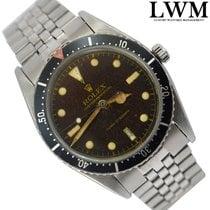 Rolex Turn-O-Graph 6202 Gilt Tropical brown dial very rare 1953