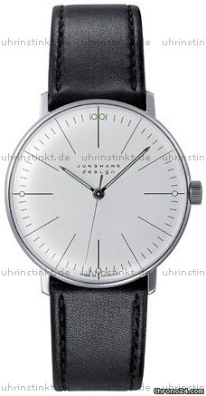 Junghans Max Bill Handaufzug (lagernd)
