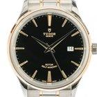 Tudor Style Stahl/Gelbgold Automatik Armband Stahl/Gelbgold 41mm