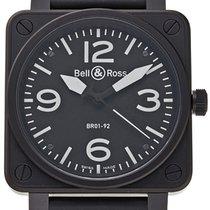 Bell & Ross Aviation Ref. BR0192-BL-CA