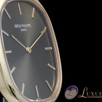 Patek Philippe Ellipse d'Or 18kt Rosegold Chocolate Brown...