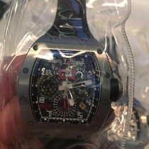Richard Mille MEN'S COLLECTION FLYBACK CHRONOGRAPH DUAL...