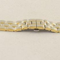 Montblanc Herren Stahl Armband 17mm Stahl/gold Top Zustand