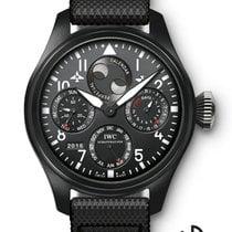 IWC Big Pilot`s Watch Perpetual Calendar Top Gun