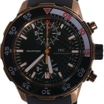 IWC Aquatimer Chronograph 18k Rose Gold IW376905