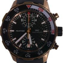IWC Aquatimer Chronograph 18k Rose Gold IW376905
