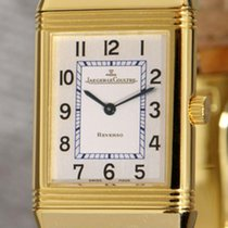 Jaeger-LeCoultre Reverso 1000 Hours Control 18k gold gent'...