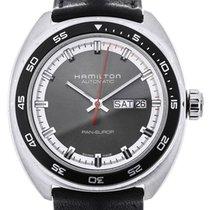 Hamilton Pan Europ 42 Automatic Grey Dial