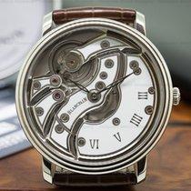 Blancpain 6616-1527-55B Villeret Mouvement Invers 18K White...