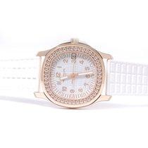 Patek Philippe Aquanaut Ladies Rose Gold Diamonds