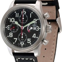 Zeno-Watch Basel -Watch Herrenuhr - NC Pilot Chrono Power...