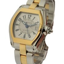 Cartier Mens Roadster Automatic in 2 Tone