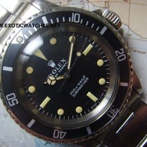 "Rolex 1967 ""METERS 1st"" EXCELLENT SUBMARINER ORIGINAL..."