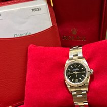 Rolex oyster perpetual lady 26mm Ref 76030 B/P