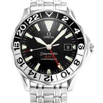 Omega Watch Seamaster GMT 2534.50.00