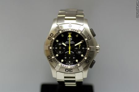 TAG Heuer CHRONOGRAPHE 2000 AQUAGRAPH