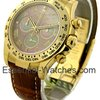 Rolex Daytona / Yellow Gold  on Strap