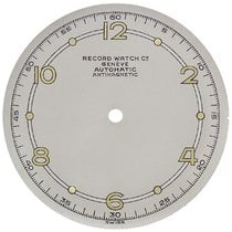 Record Watch Co. Automatic Antimagnetic