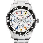 Nautica NST 07 Flag A14630G Multifunktion 44 mm 10 ATM